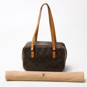 Louis Vuitton Cité Shoulder Bag